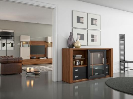Salones modernos otto salones comedores muebles modernos for Muebles auxiliares modernos