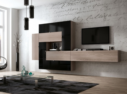 Muebles de salones compass salones comedores muebles - Muebles de escayola modernos ...