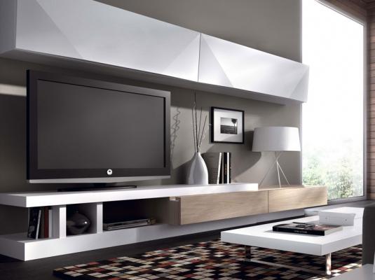 Salones deco y natural salones comedores muebles modernos for Salones modernos precios