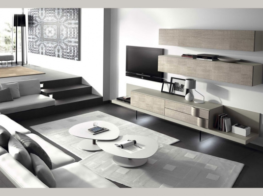 Salones clever salones comedores muebles modernos muebles - Muebles mesegue ...
