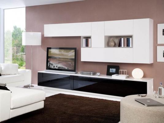 Salones crea salones comedores muebles modernos rimobel - Salones comedores modernos ...
