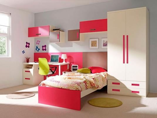 Muebles Modernos Juveniles : Dormitorios juveniles programa