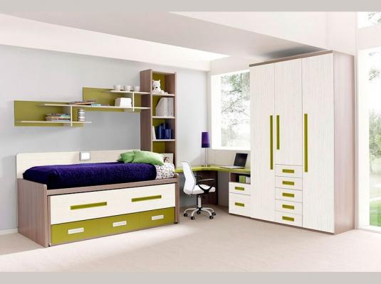 Dormitorios juveniles programa 8 dormitorios juveniles - Disenadores de muebles modernos ...