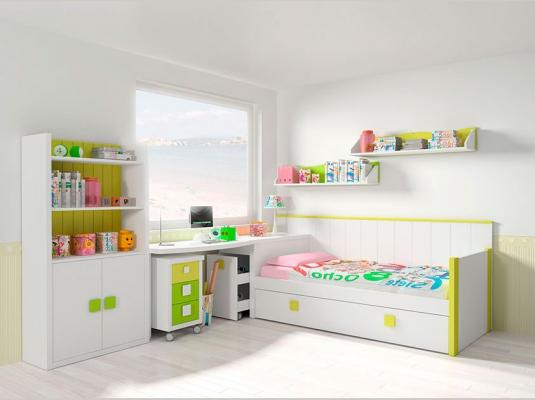 Dormitorios juveniles lider dormitorios juveniles muebles for Catalogo muebles modernos