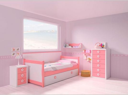 Dormitorios juveniles lider dormitorios juveniles muebles for Tocadores modernos juveniles