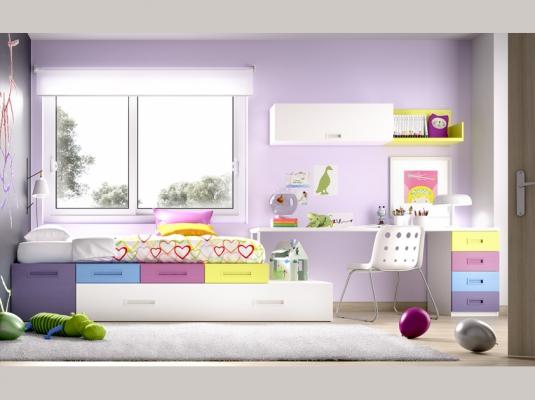 Fabricante de muebles juveniles los mejores muebles - Muebles dormitorios juveniles modernos ...