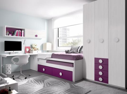 Mundo joven 2015 rimobel dormitorios juveniles muebles for Recamaras juveniles modernas
