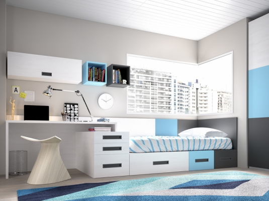 Mundo Juvenil Muebles : Mundo joven rimobel dormitorios juveniles muebles