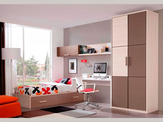 Mundo joven 2015 rimobel dormitorios juveniles muebles for Muebles para dormitorios juveniles modernos
