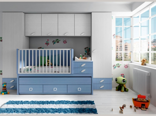 Muebles Infantiles LAB, Habitaciones Infantiles y Bebé Muebles ...