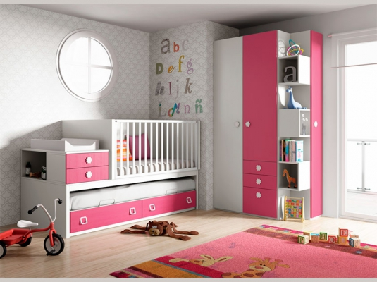 Marcas muebles infantiles dise os arquitect nicos for Muebles infantiles modernos