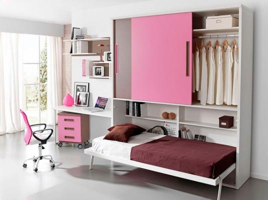 Juveniles abatibles programa 8 dormitorios juveniles for Muebles juveniles abatibles