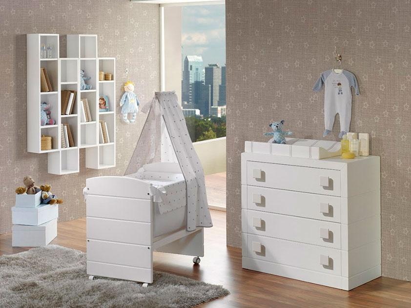 Muebles Infantiles MONTBLANC, Habitaciones Infantiles y Bebé Muebles ...
