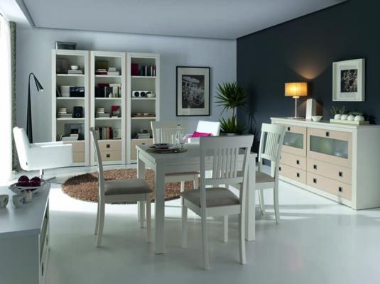 Muebles De Baño Jimenez Viso:Salones CREA / Salones Comedores / Muebles Coloniales / Jiménez Viso