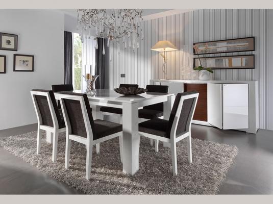 Salones comedores nona salones comedores muebles for Fotos de comedores de madera modernos
