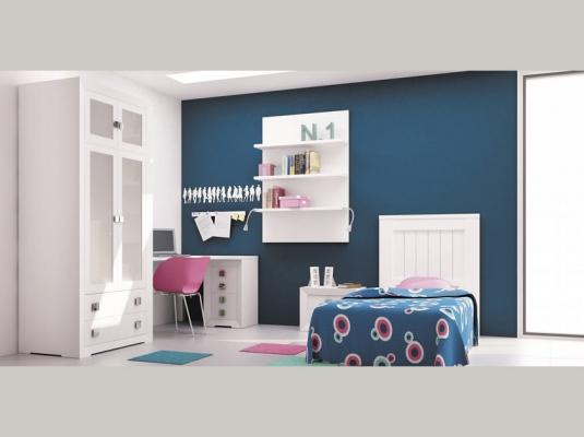 Dormitorios individuales - Dormitorios infantiles clasicos ...