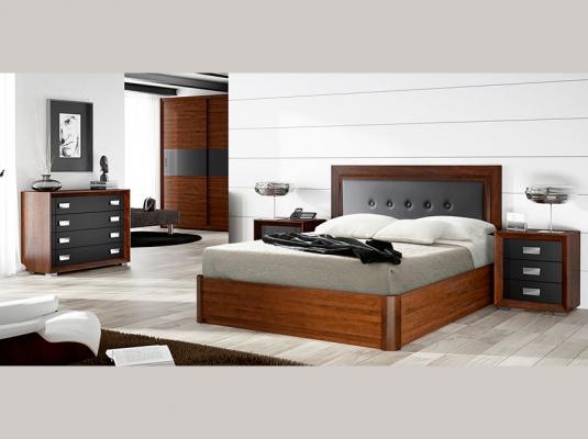 Dormitorios alba dormitorios de matrimonio muebles - Muebles jimenez viso ...