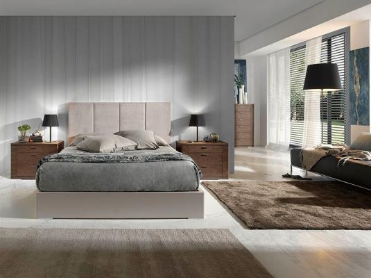 Dormitorios zoe dormitorios de matrimonio muebles - Dormitorios contemporaneos ...