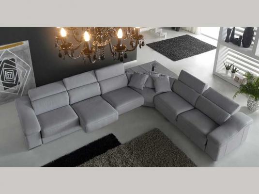 Sofas modernos gamamobel sof s muebles modernos gamamobel for Sofas extensibles baratos