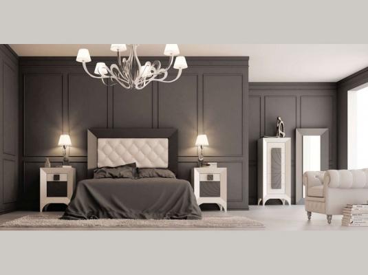 Dormitorios krystal dormitorios de matrimonio muebles - Dormitorios contemporaneos ...