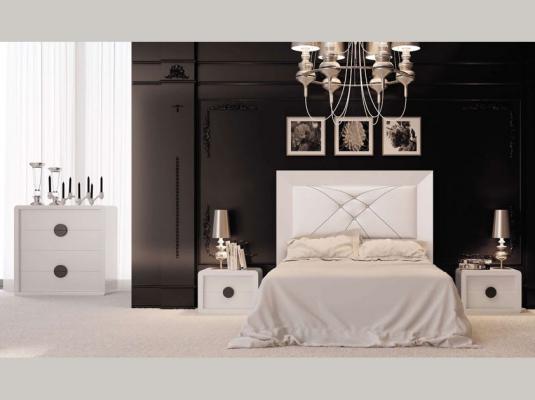 Dormitorios krystal dormitorios de matrimonio muebles contempor neos f franco e hijos - Dormitorios contemporaneos ...