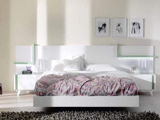 Dormitorios fresh vintage dormitorios de matrimonio muebles modernos kazzano - Muebles vintage modernos ...