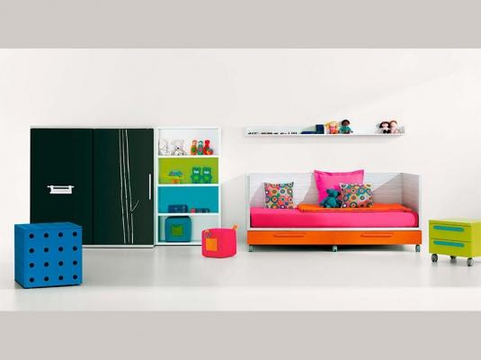 Muebles infantiles baby habitaciones infantiles y beb - Muebles habitaciones infantiles ...