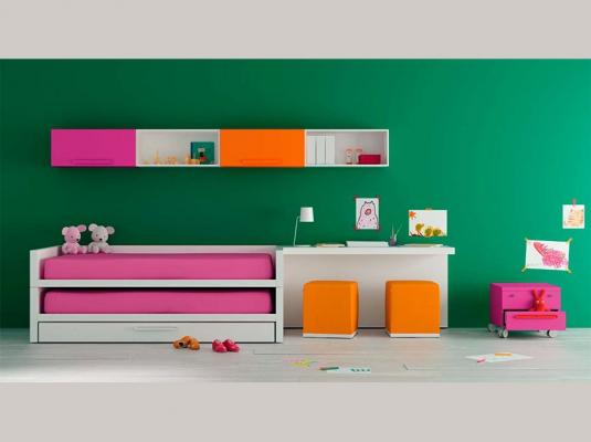 Dormitorios juveniles kid dormitorios juveniles muebles for Piferrer muebles catalogo