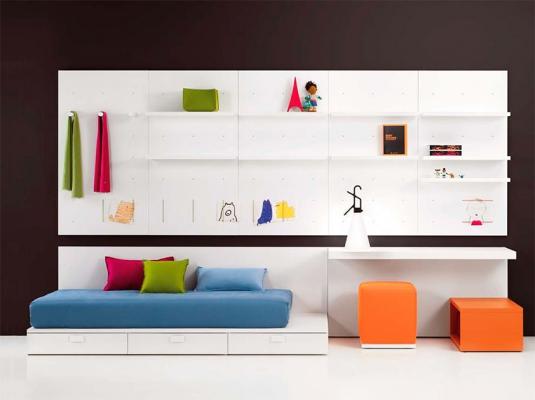 Dormitorios juveniles kid dormitorios juveniles muebles - Muebles para dormitorios juveniles modernos ...