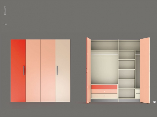 Armarios y vestidores lagrama muebles auxiliares muebles for Muebles auxiliares modernos