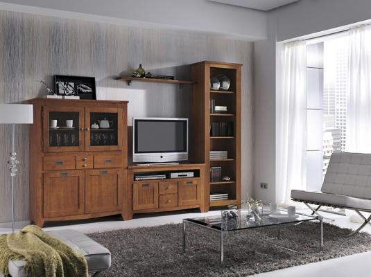 Salones y dormitorios ocean dormitorios de matrimonio muebles r sticos indufex - Salones con muebles oscuros ...