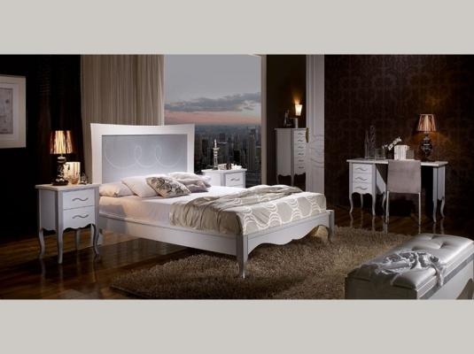 Dormitorios romantic dormitorios de matrimonio muebles - Dormitorios contemporaneos ...