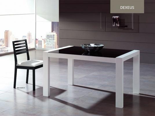 Muebles auxiliares moduley mesas y sillas muebles - Mesas auxiliares comedor ...