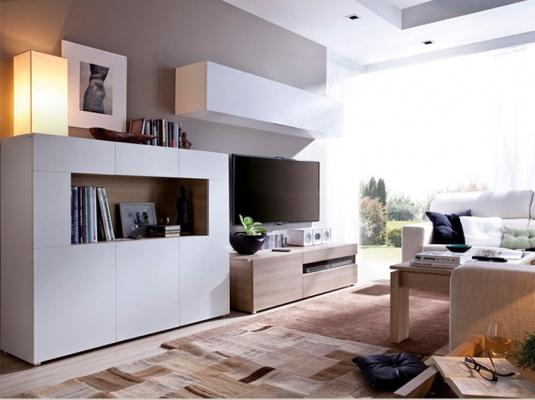 Salones duo salones comedores muebles modernos rimobel - Muebles para salon modernos ...