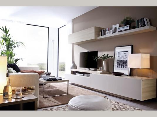 Salones duo salones comedores muebles modernos rimobel - Salones juveniles modernos ...