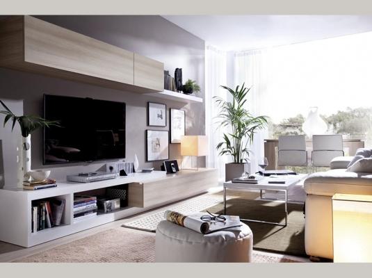 Salones duo salones comedores muebles modernos rimobel - Disenadores de muebles modernos ...