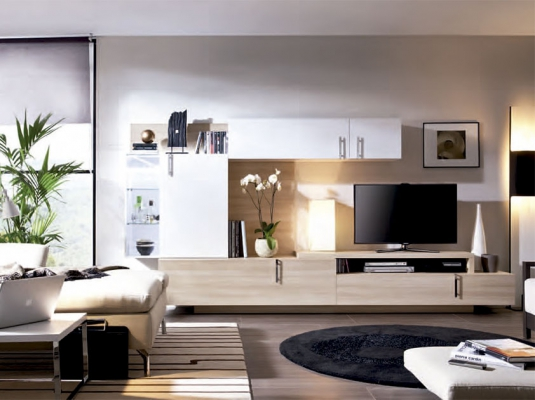 Salones xl salones comedores muebles modernos rimobel - Muebles de escayola modernos ...