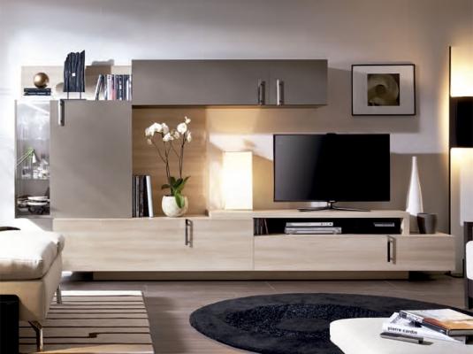 Salones xl salones comedores muebles modernos rimobel - Muebles para salon modernos ...