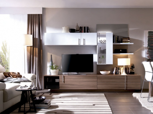 Salones xl salones comedores muebles modernos rimobel for Fotos muebles salon modernos