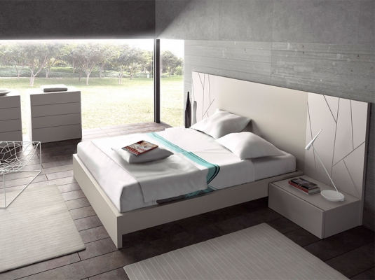 Dormitorios happens dormitorios de matrimonio muebles - Muebles de escayola modernos ...