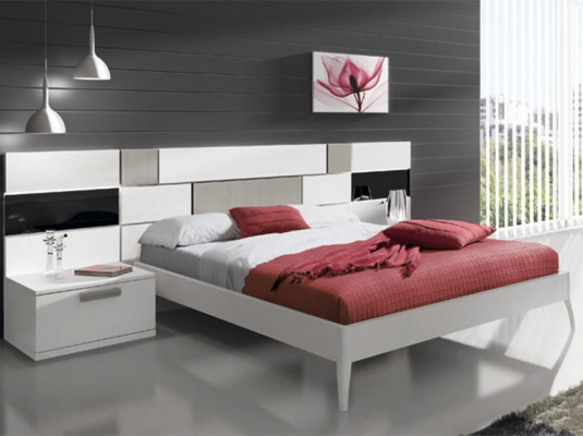 Dormitorios notte dormitorios de matrimonio muebles for Dormitorios modernos para matrimonios