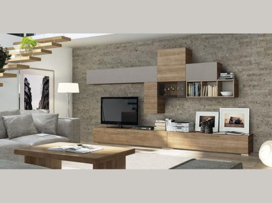 Salones modernos acqua salones comedores muebles modernos lanmobel - Disenos de salones modernos ...