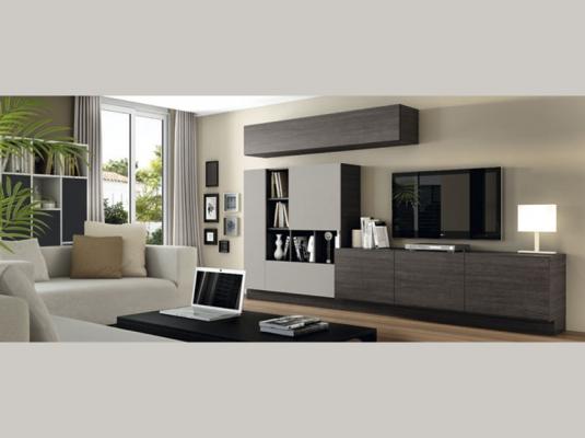 Salones modernos acqua salones comedores muebles modernos for Muebles modernos para living