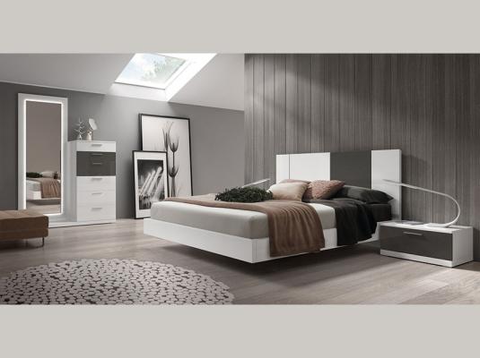 Dormitorios esenzia dormitorios de matrimonio muebles for Muebles para dormitorios modernos