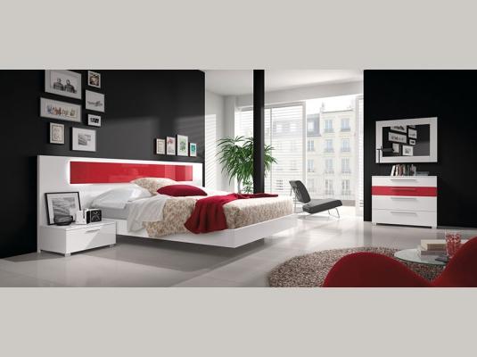 Dormitorios esenzia dormitorios de matrimonio muebles modernos baixmoduls - Muebles modernos para habitaciones ...
