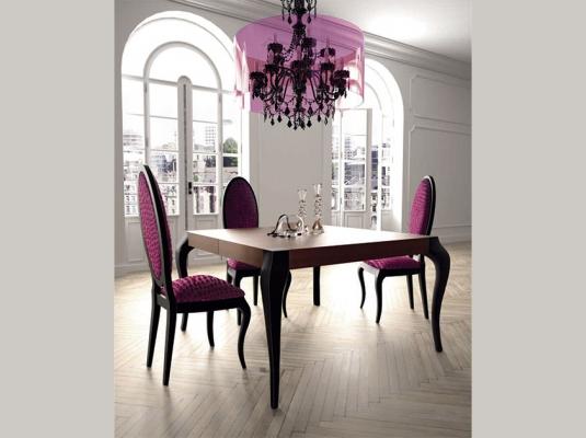 Muebles de salones classic salones comedores muebles - Mesas coloniales comedor ...