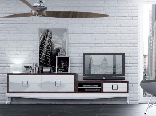 Salones bahuaus salones comedores muebles modernos la - Disenadores de muebles modernos ...