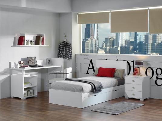 Dormitorios juveniles e infantiles fantas a dormitorios - Dormitorios infantiles modernos ...