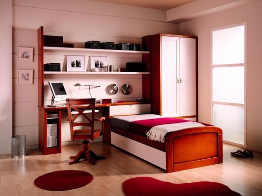 Dormitorios juveniles pirineos dormitorios juveniles for Dormitorios juveniles compactos modernos