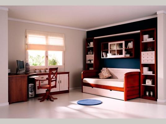 Dormitorios juveniles pirineos dormitorios juveniles muebles modernos artemader - Muebles modernos juveniles ...